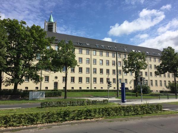 Gebäude Wilhemshöher Allee 64-66